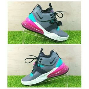 NEW Nike Air Force 270 GS Shoes AJ8208-005